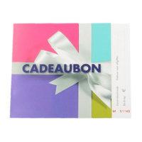 Kadobonnen 12x12cm + Envelop