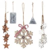 Kerst Decoratie Hangers