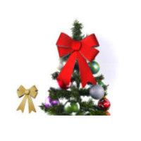 Kerstboom Decoratie Strikken
