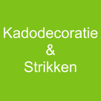 SALE - Kadodecoratie & Strikken