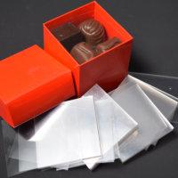 Transparante Inleg Vellen Voor Bonbondoosjes