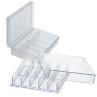 Transparant Doosje Hard Plastic Diverse Design