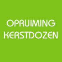 OPRUIMING KERSTDOZEN