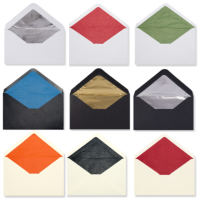 Luxe Envelop Dubbel Gekleurd Dinant