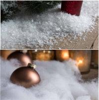 Decoratie Sneeuw