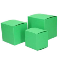 Kubusdoosjes KrabBox 100 procent gerecycled