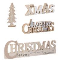 Etalage of Toonbank Kerst Decoratie