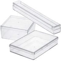 Transparant Doosje Hard Plastic Vanaf 80x80x80mm