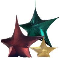 Decoratie Pionbino Stars