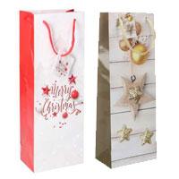 Kerstwijntasjes