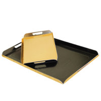 Plateau Silves Gold and Black