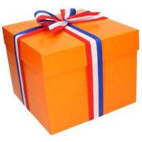 Nederland & Oranje Kadoverpakkingen