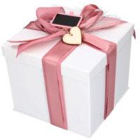 Luxe Geschenkdoos & Deksel Faro 1200gram